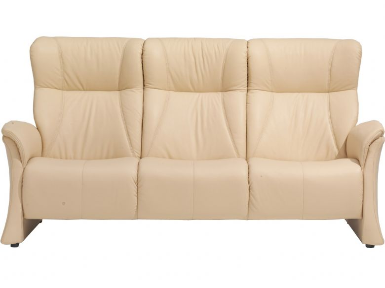 3 Seater High Back