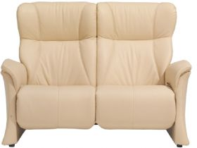 2 Seater High Back Sofa