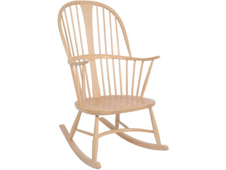 Ercol Originals Chairmakers Rocking Chair Lee Longlands