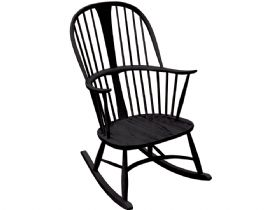 Ercol Originals Chairmakers Rocking Chair - Colour Finish