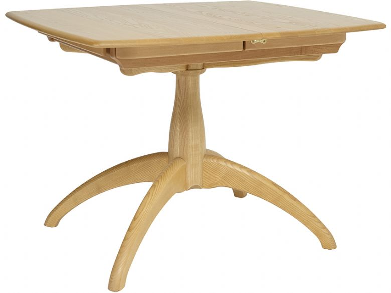 Small Extending Pedestal Dining Table