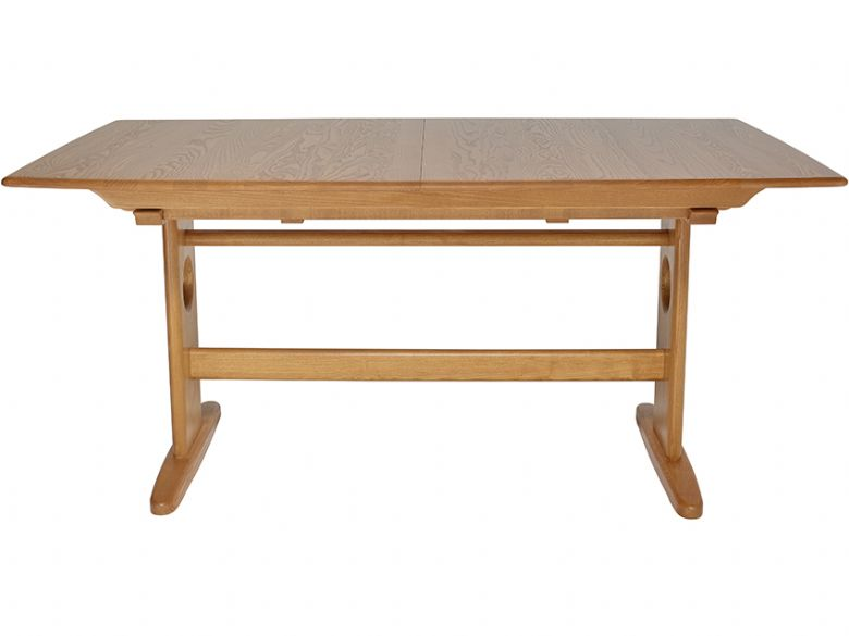 Ercol Windsor large extending dining table