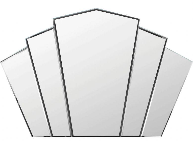 Art Deco Fantail Mirror Lee Longlands