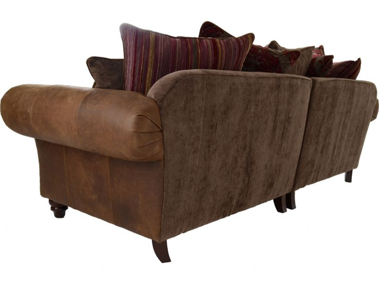 Carnegie 4 Seater fabric back