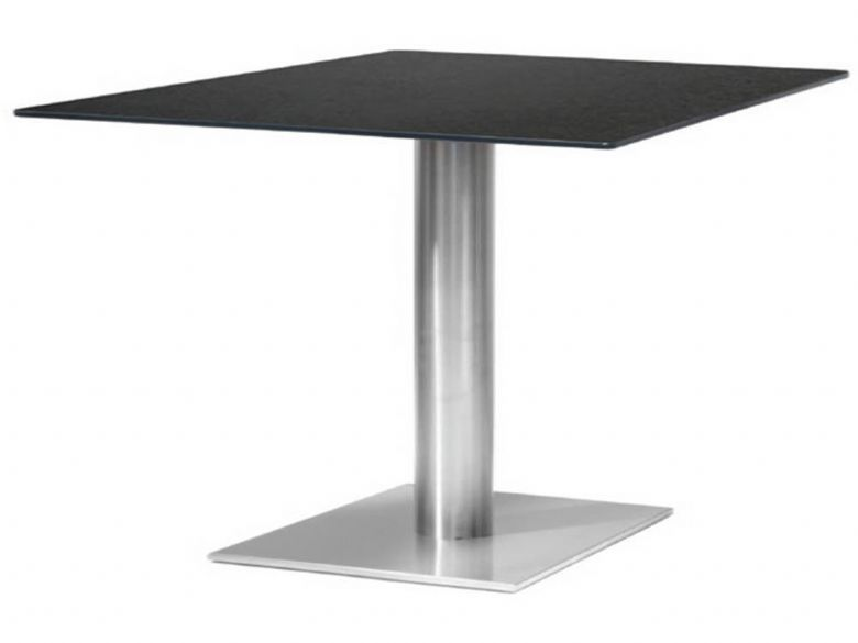 Tallin 70cm Square Lamp Table