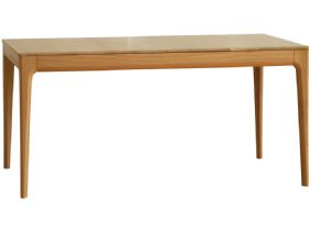 Ercol Romana Oak Medium Extending Dining Table