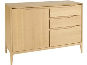 Ercol Romana Oak Small Sideboard