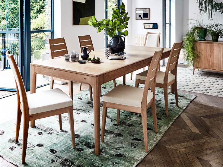 Ercol Romana Dining Collection