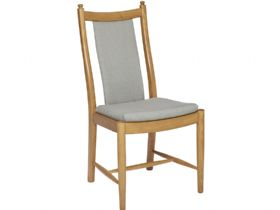 Penn Padded Back Chair