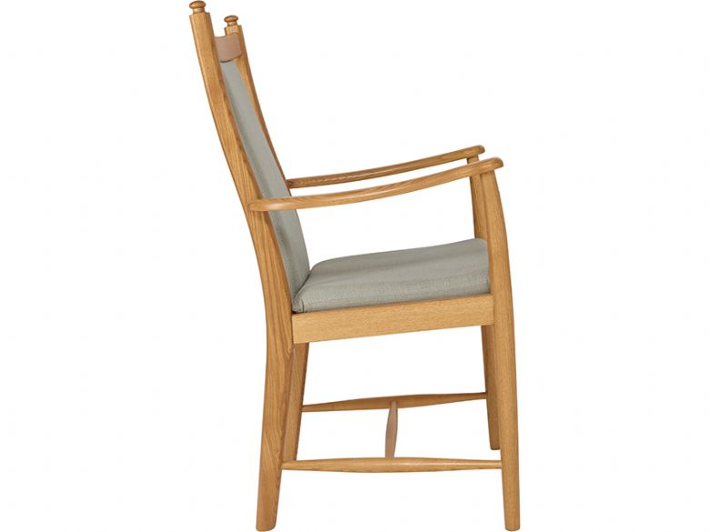 Ercol Windsor Padded Back Armchair