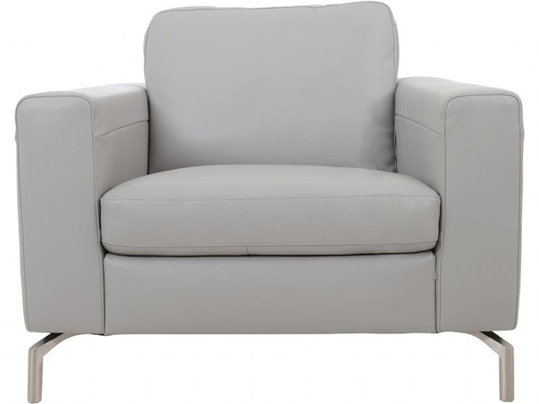 Natuzzi Editions Vitelli Armchair in grey