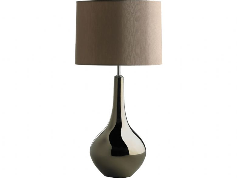 Job Metallic Table Lamp
