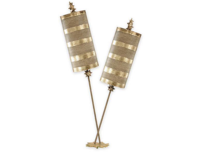 Nettle Luxe Gold Table Lamp