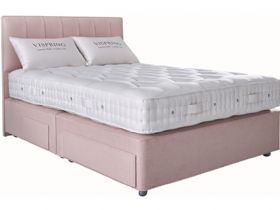 4'6 Double  Shallow Divan & Mattress