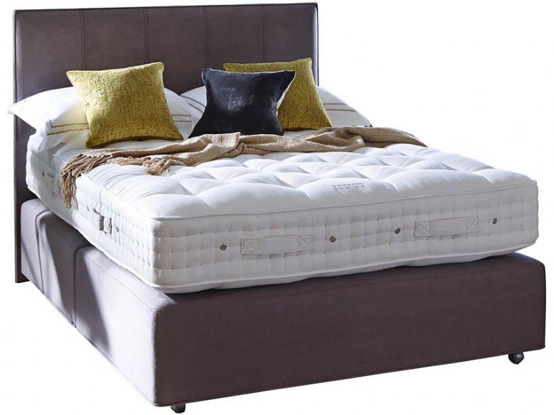 Vi spring kingsbridge 5 39 0 king size divan mattress lee for King size divan with mattress