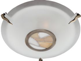 Tiffany Flush Fitting Light