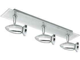 Saturn Chrome Spot Light Bar