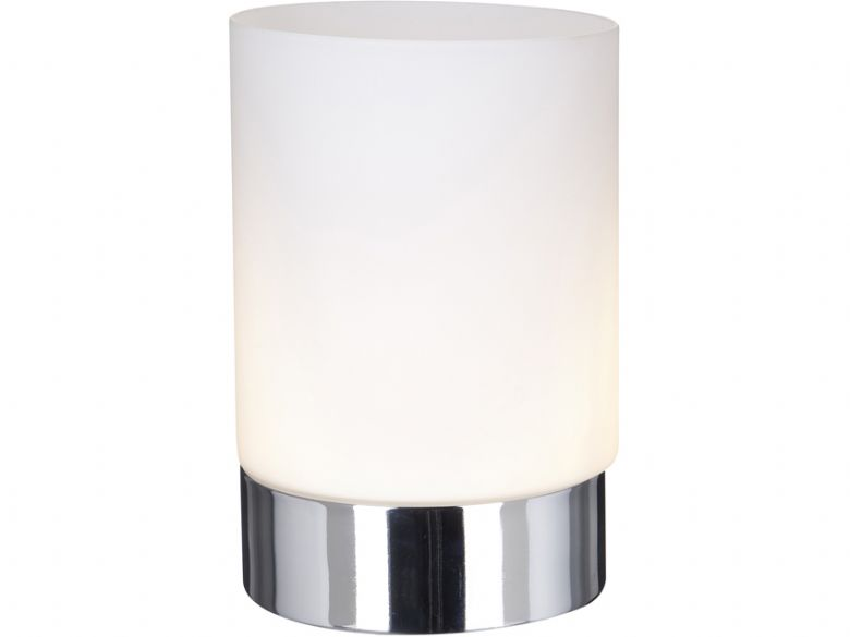 Touch Chrome Table Lamp