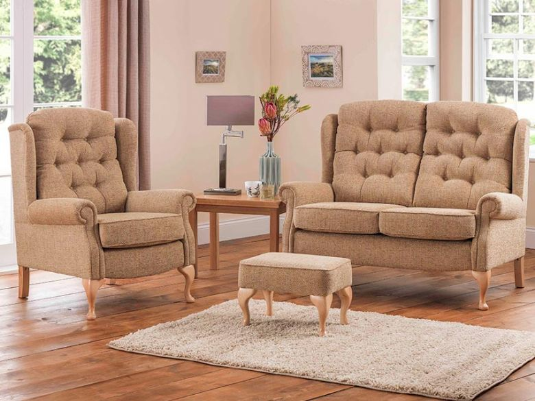 Ludlow Fabric Recliners, Rise Recliners and Sofas