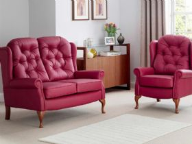 Ludlow Leather Recliners, Rise Recliners and Sofas