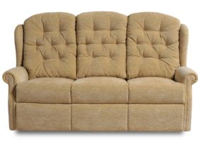 Standard Manual 3 Seater Recliner Sofa