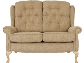 Standard Legged 2 Seater Sofa