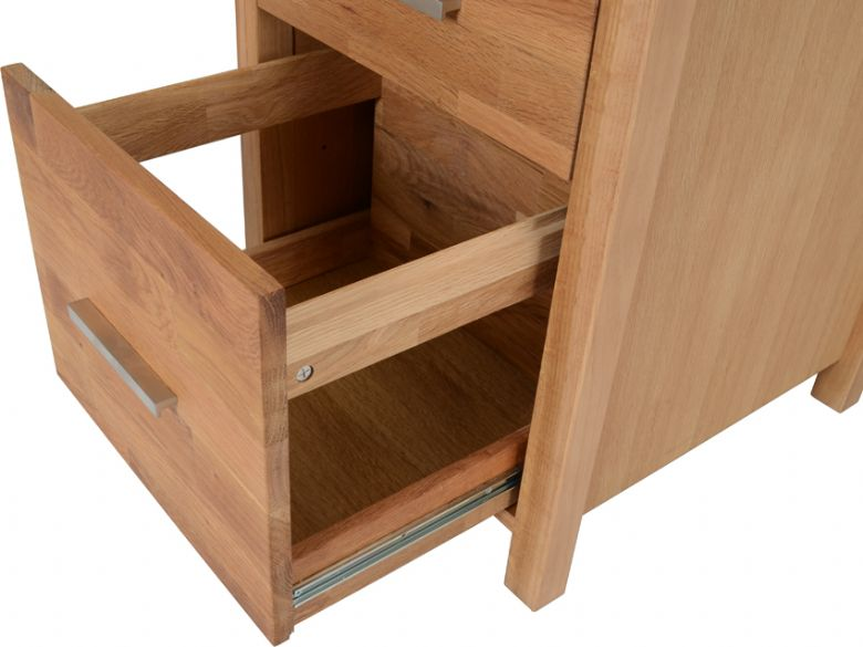 Hanging folder drawer