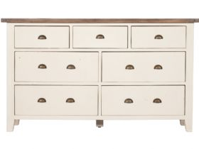 Chiltern Bedroom 7 Drawer Wide Chest