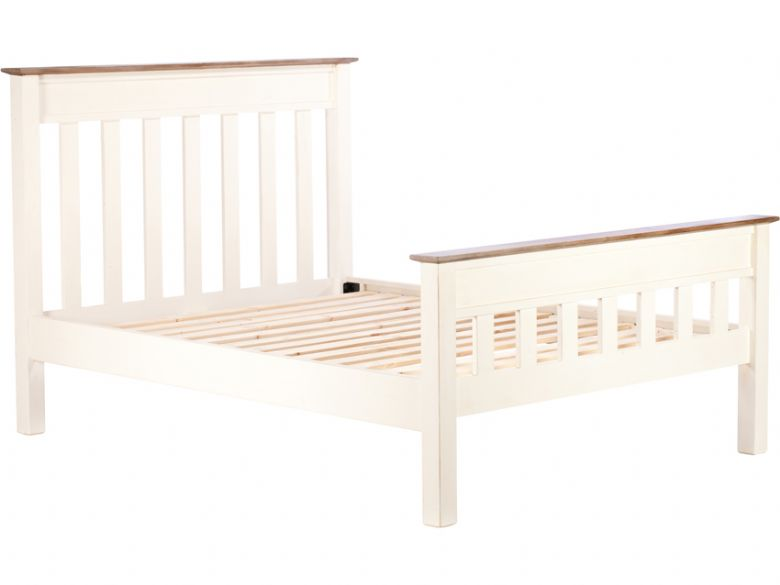 5'0 King Size Panel Bedframe