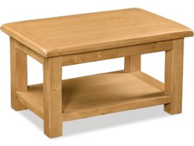 Oak Large Coffee Table