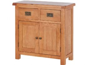 Oak Mini Sideboard