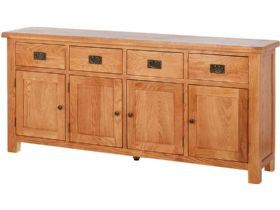 Fairfax Oak Extra Large Sideboard