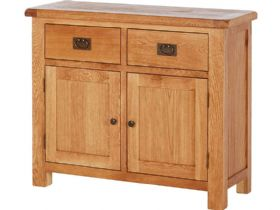 Fairfax Oak Small Sideboard