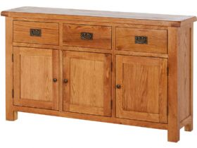 Fairfax Oak Large Sideboard