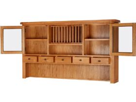 Fairfax Extra Large Hutch Open