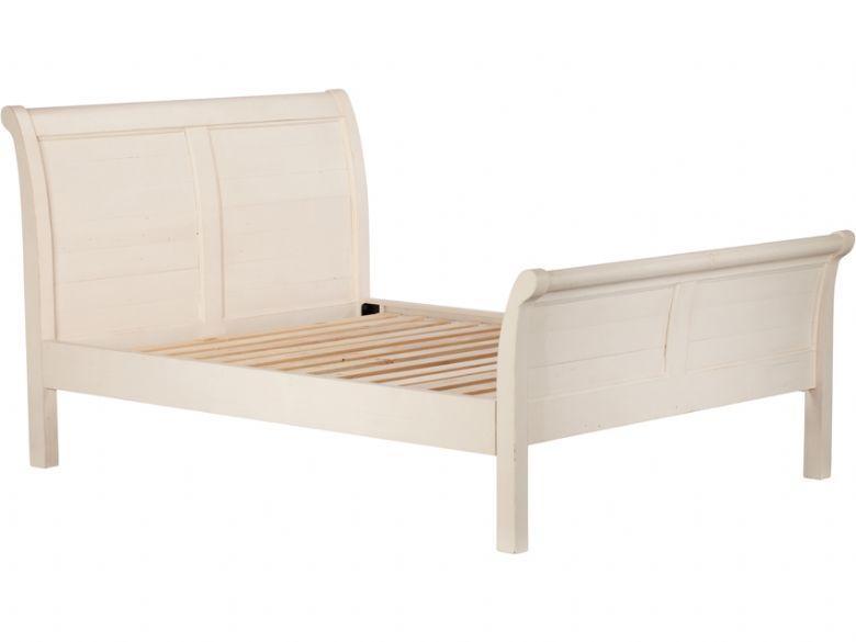 5'0 King Size Sleigh Bedstead