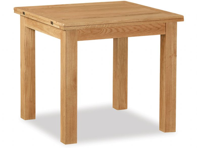 Fairfax Compact Square Flip Top Table