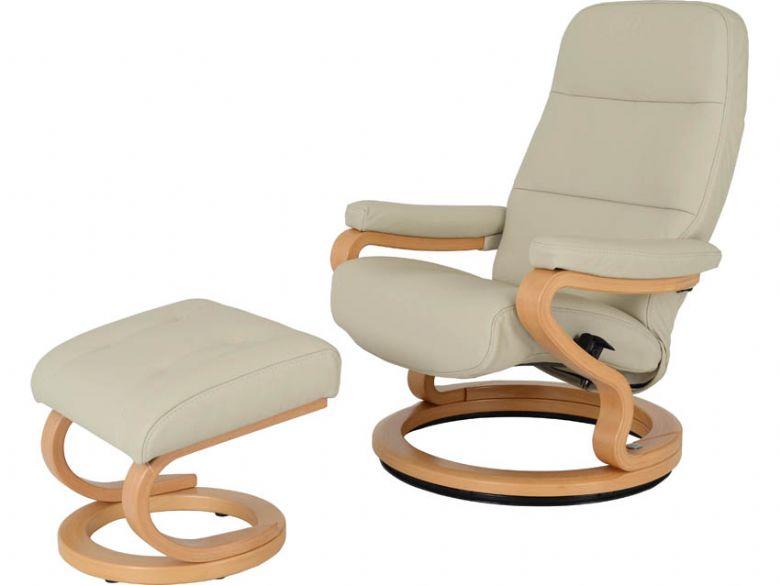 Attirant Himolla Zerostress Kennet Recliner Chair U0026 Stool