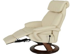 Athens recliner - reclined