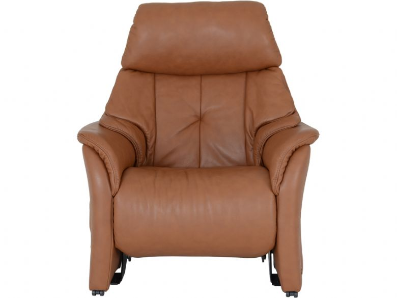 Himolla Chester Lift And Rise 3 Motor Recliner In Brown Leather (cognac)