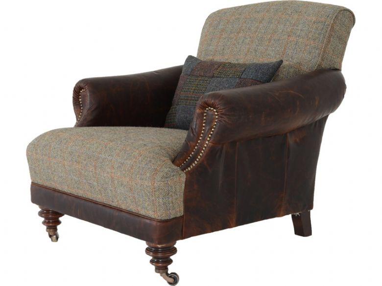 Harris Tweed Taransay Ladies Chair Lee Longlands