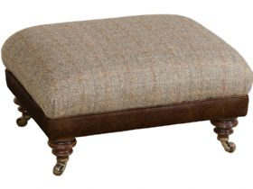 Tetrad Harris Tweed Taransay Stool