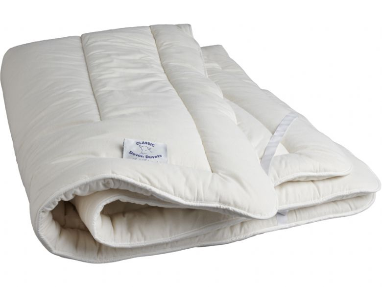 Devon duvets topper
