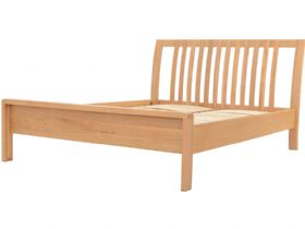 Oak 6'0 Super King Bed