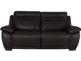 3 Seater Double Manual Recliner Sofa