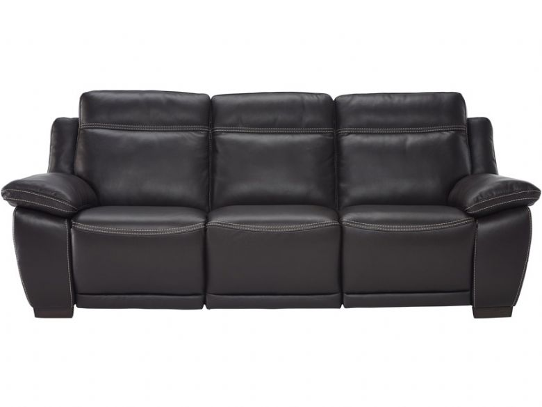 Natuzzi Editions Marco 4 Seater Double Electric Recliner