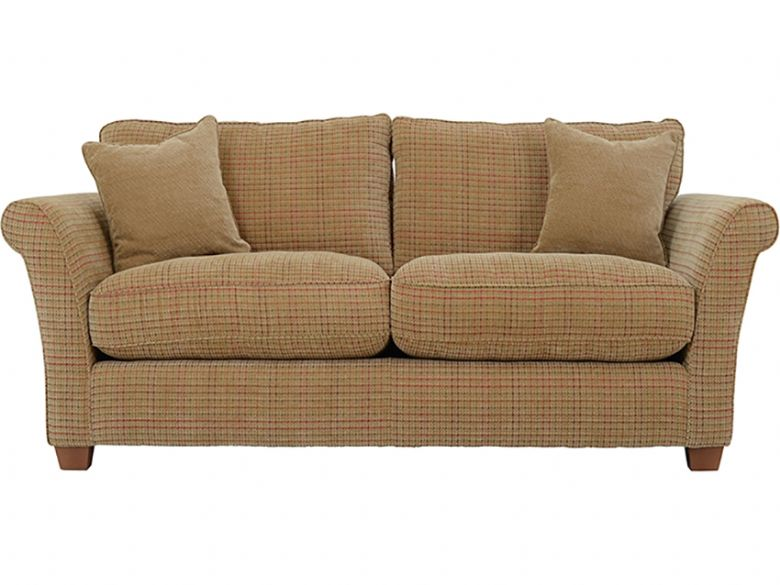 3 Seater Casual Fabric Sofa
