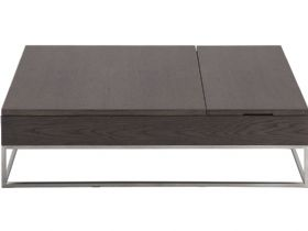 Alberobello Modern Smoked Oak Coffee Table