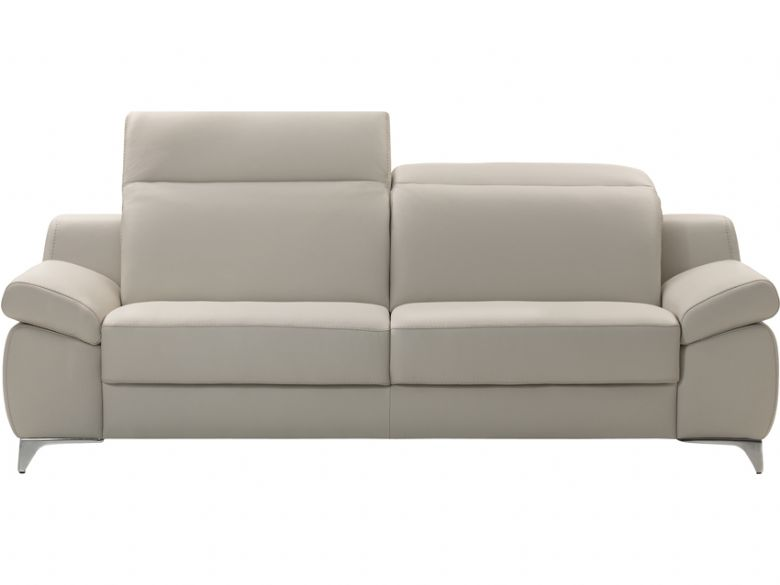 Augustine 3 seater sofa - adjustable headrests