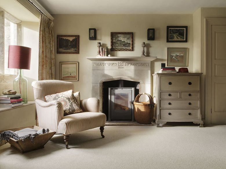 Rare Breeds 100% wool natural undyed carpet